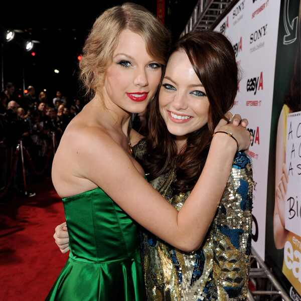 Taylor Swift, Emma Stone